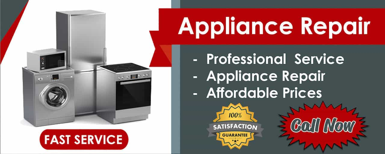 noble appliance banner