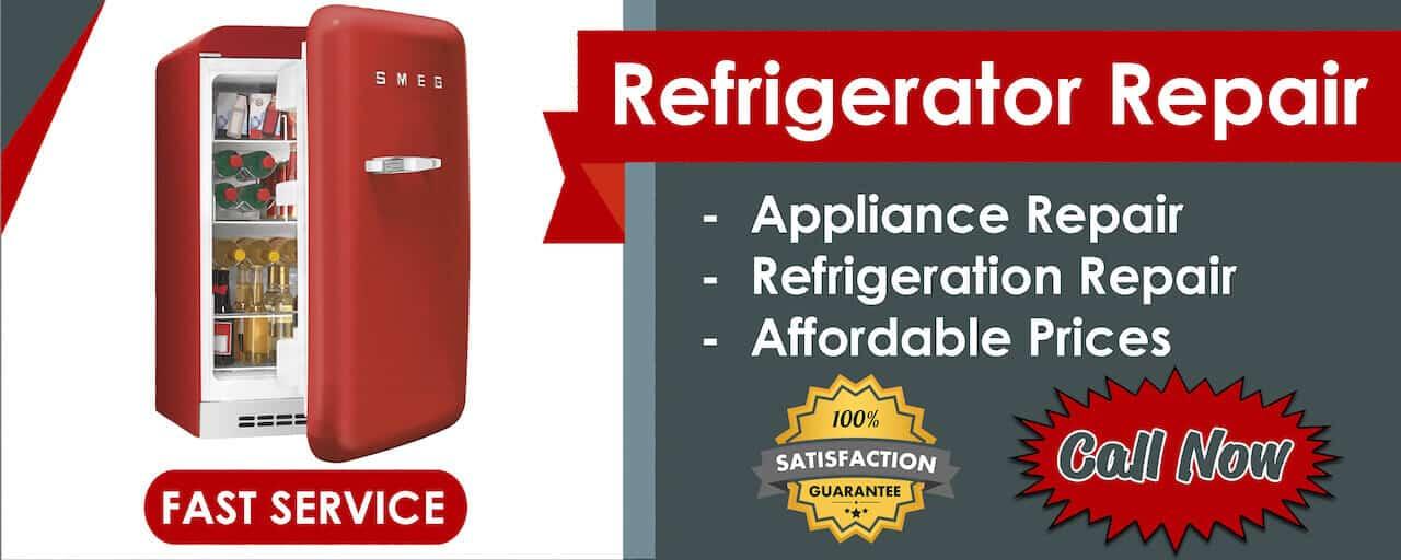 refrigerator repair banner
